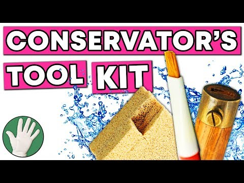 The Conservator's Tool Kit - Objectivity #182