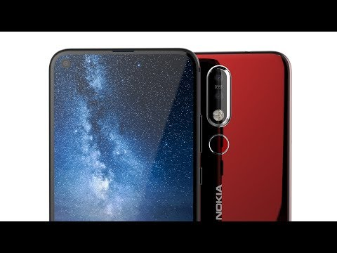 Nokia 6.2 introduction! PUNCH IN HOLE CAMERA!