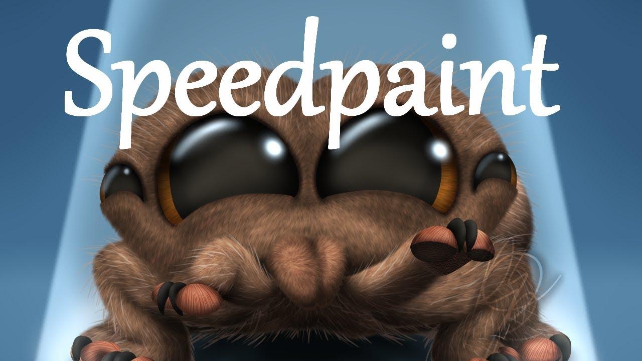 Download Lucas the Spider Speedpaint