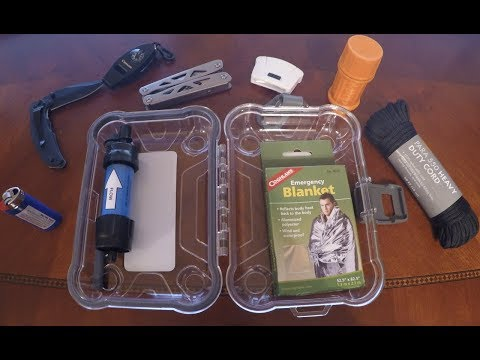 The Best Budget Walmart Survival Kit ($50)