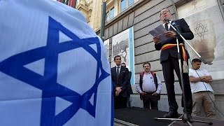 Victims of Brussels Jewish museum shooting are remembered