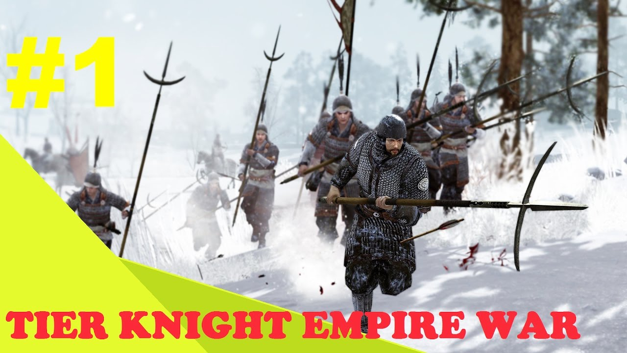 [CÙNG CHƠI] TIGER KNIGHT  Tập 1 GAME CHIẾN TRANH TAM QUỐC