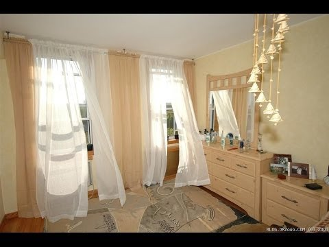 Bedroom Ideas With Curtain That Perfect For Small Windows