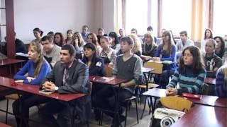 Встреча начальника сельскохозяйственной инспекциии АР Крым со студентами ТНУ