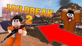 NEW VERSION OF ROBLOX JAILBREAK?! (Roblox)