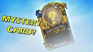 Hearthstone - Blizzcon 2017 Mystery Card?
