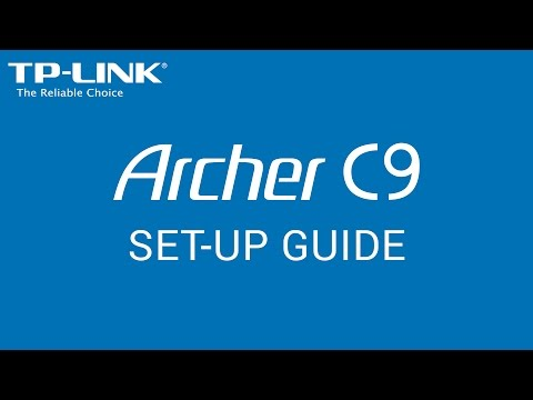 TP-Link AC1900 Archer C9 Smart Wireless Router Review - Best N Router