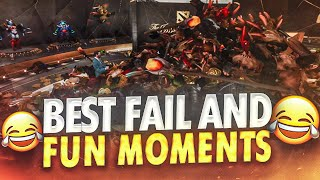 BEST FAIL and FЏN Moments of TI10 The International 10 - Dota 2 (Part 2)