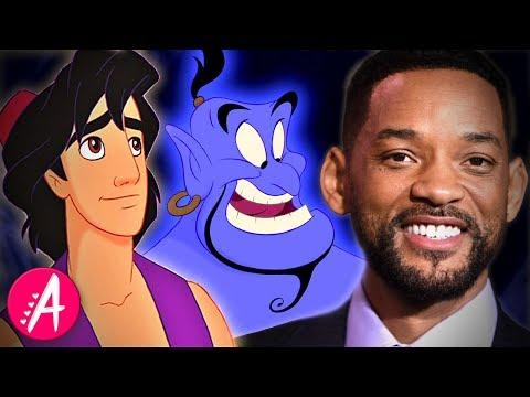12 New Disney Live-Action Movies