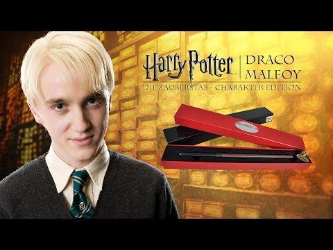 Harry Potter-Zauberstäbe: Draco Malfoy