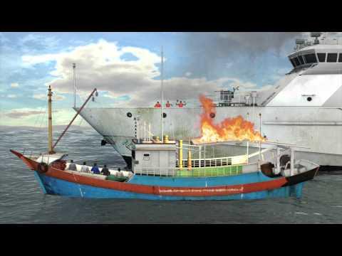 Vietnam says Chinese navy burned fishing boat near Paracels