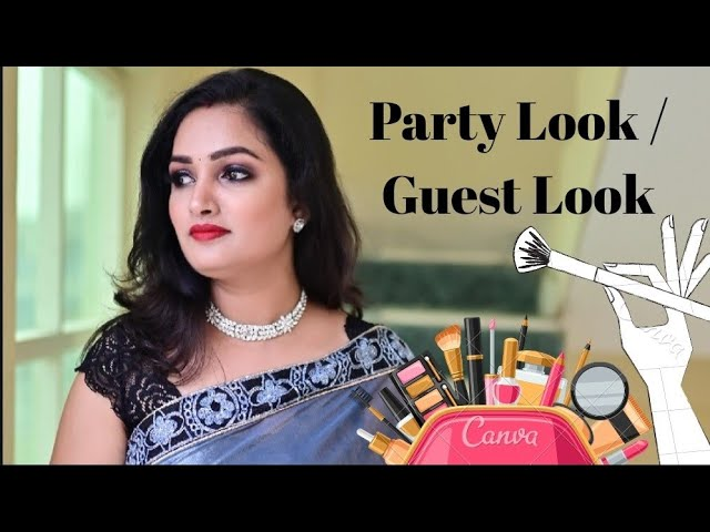 Grey Smokey Eyelook / Party makeup /Guest Makeup /Fashionshadz Makeupartistry