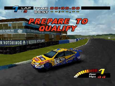 PSX Longplay [585] TOCA Championship Racing (Part 2 of 2)