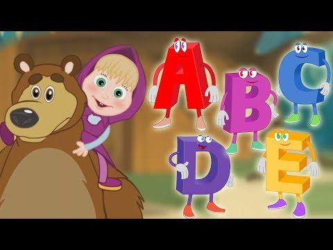 Canzone dell'alfabeto ABC Italiano + 25 Minuti di Canzoni per Bambini