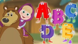 Canzone dell'alfabeto ABC Italiano con + 25 Minuti di Canzoni per Bambini
