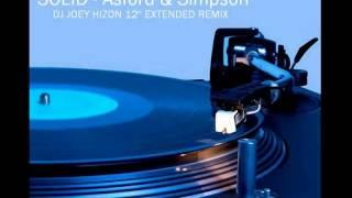 Ashford & Simpson SOLID dj joey hizon 12 inch extended remix