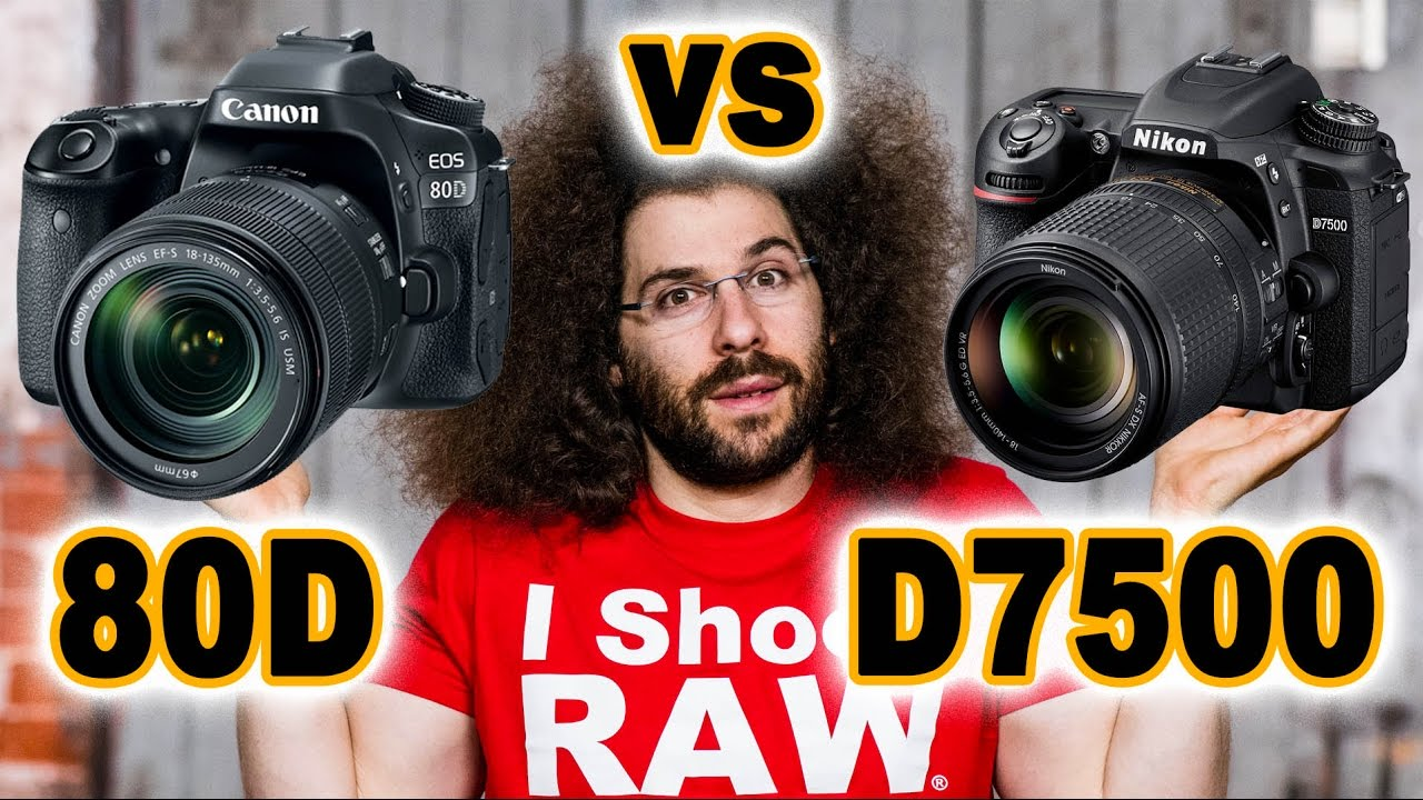 Canon D Vs Nikon D Which To Buy