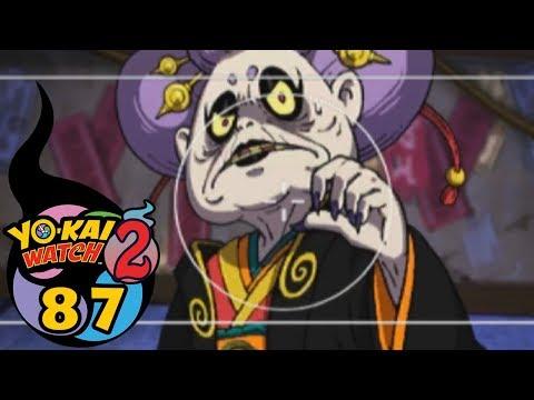 YO-KAI WATCH 2 - ÉPISODE 87 : ON INTERVIEW LADY PERPETUA... ÇA TOURNE MAL !