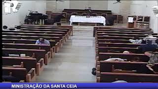 Culto Matutino e Santa Ceia 15-03-2020