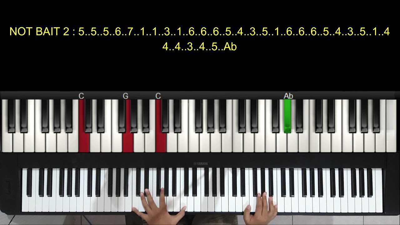 Tutorial Piano Pura - Pura Lupa Mahen