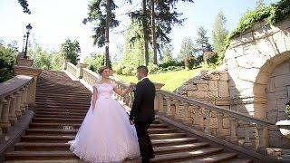 Свадебный клип: Илья & Татьяна.Студия Wedding plus