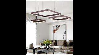 Đèn thả bàn ăn hiện đại led cho chung cư  - DTL010 - Đèn trang trí Homelight