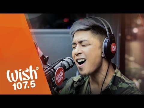 "Kris Lawrence covers ""Versace on the Floor"" (Bruno Mars) LIVE on Wish 107.5 Bus"