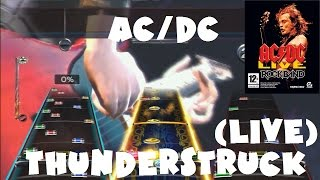 AC/DC - Thunderstruck (Live) - AC/DC Live: Rock Band Track Pack Expert Full Band