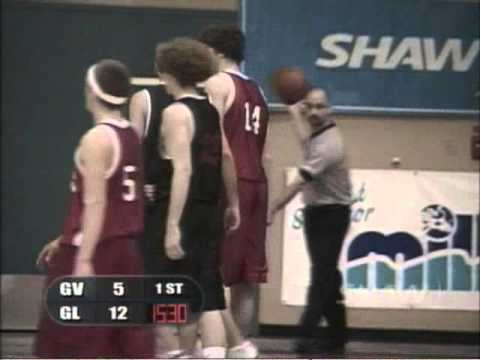2004 Boys Provincial Championship - Glenlawn vs Garden Valley - Classic Games