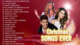 Lagu Natal Pop Teratas 2019 - Selamat Natal 2019 - Mariah Carey, Justin Bieber,  Ariana Grande