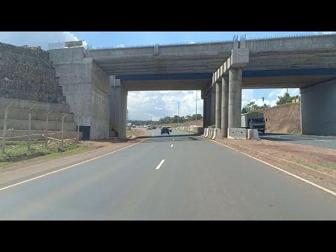 A Drive Through Langata Road To Galleria Shopping Mall In Nairobi Kenya