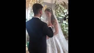 Жених зашел в комнату невесты / Шикарная армянская свадьба / Кавказская свадьба 2018