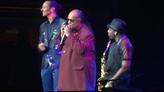"""Stevie Wonder """"Easy Goin' Evening (My Mama's Call)"""" clip Chicago IL 10-16-2015"""