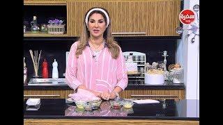 دجاج مشوي - سابليه بشكل جديد - قرنبيط بالطحينة| زعفران وفانيلا (حلقة كاملة)
