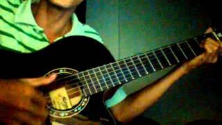 Người đàn bà hóa đá - acoustic guitar + hợp âm - Chân Lê