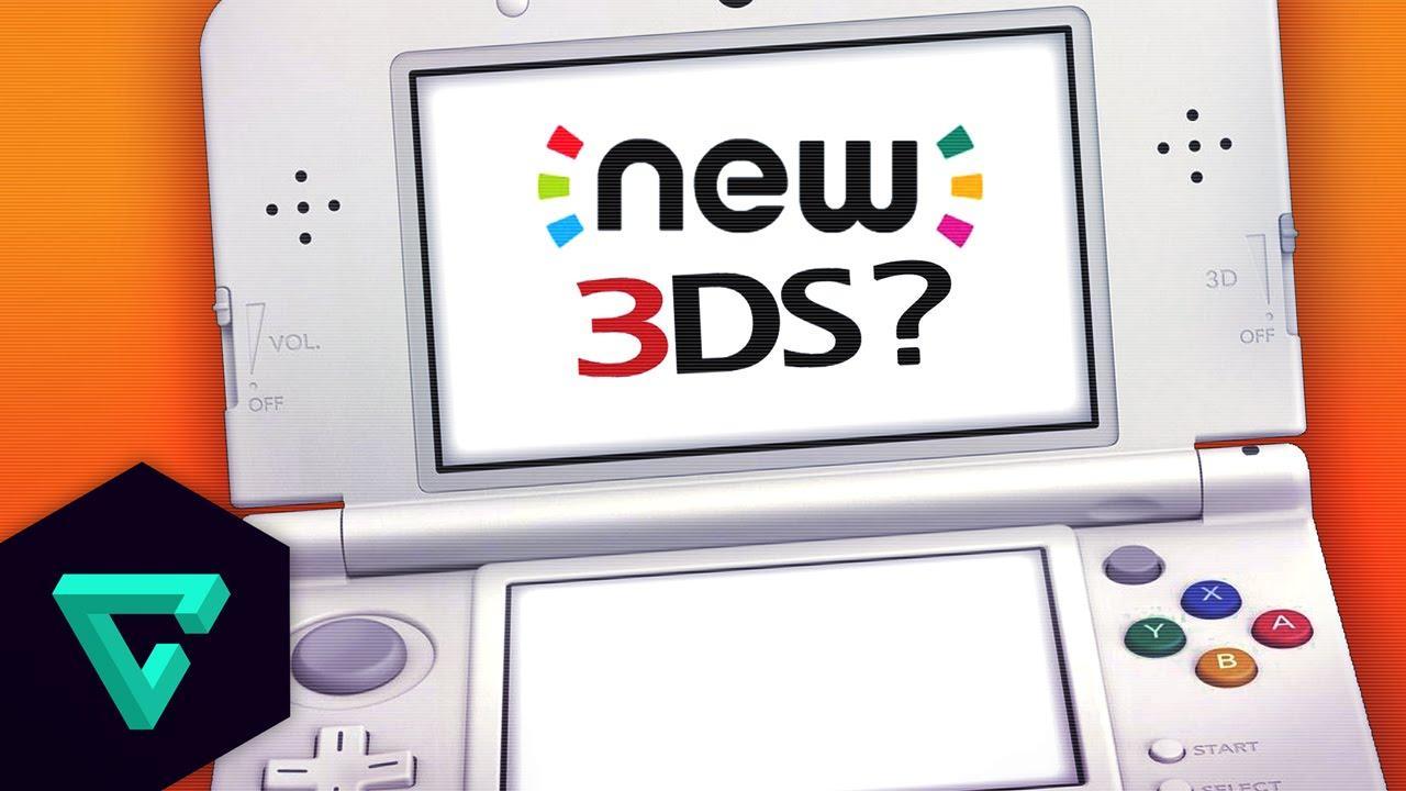 New 3ds should you buy it nintendo handheld console youtube - Nintendo 3ds handheld console ...