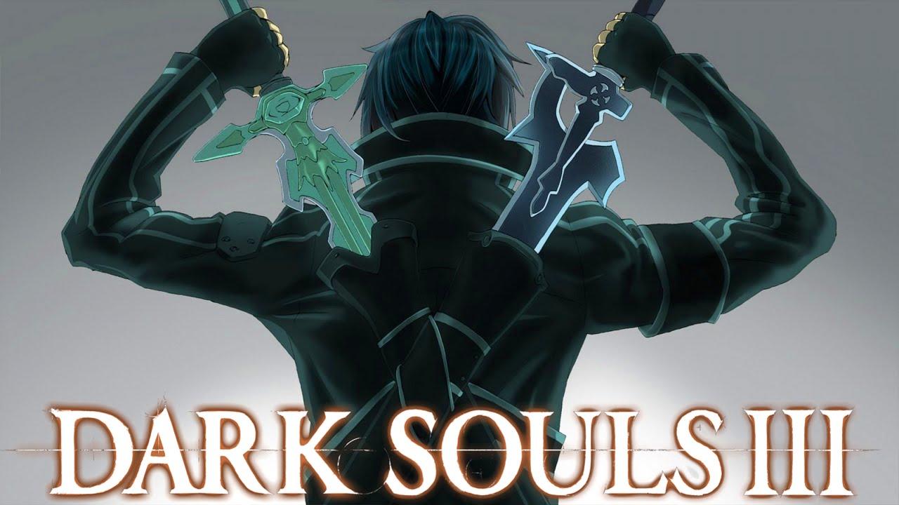 Kirito Dark Souls  Build