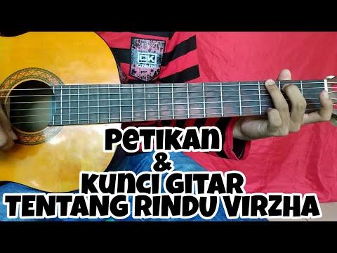Chord Gitar Tentang Rindu (petikan)
