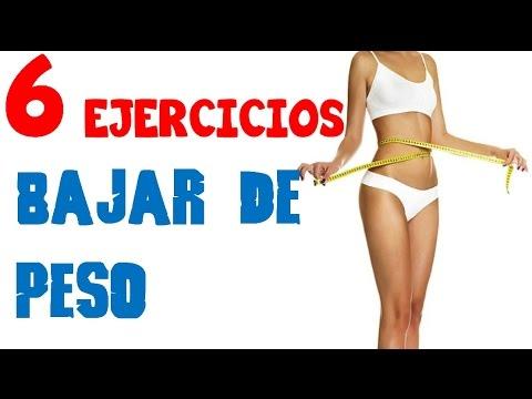Bajar de peso con ejercicio rapido