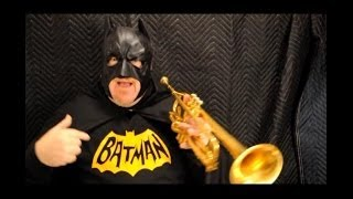Original Batman Theme (trumpet cover) - David Miller