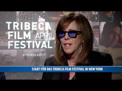 Start für das Tribeca Filmfestival in New York