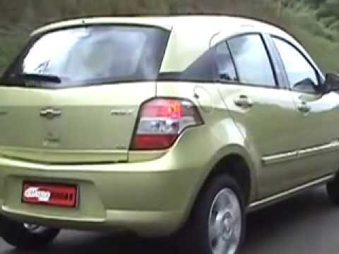 Novo Chevrolet Agile 2010 Quatro Rodas Youtube