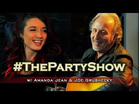 Amanda Jean & Joe Grushecky on The Party Show