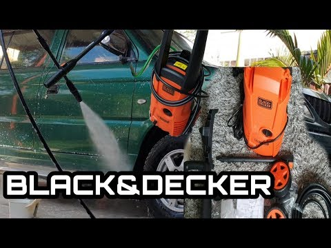 Best Pressure Washer | Black + Decker | Unboxing