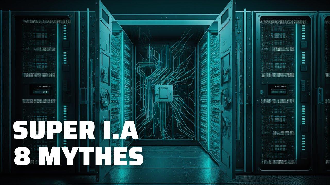 8 mythes entourant la super intelligence artificielle | The Flares