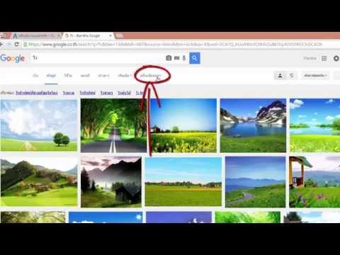สอนโหลดภาพฟรี ไม่มีลิขสิทธิ์ จาก Google Image และเว็บรูปฟรี