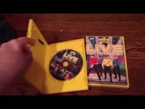 Comparison Video: The Wiggles - Live Hot Potatoes 2005 DVD