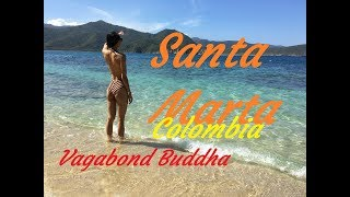 Santa Marta Colombia Travel Video and Guide