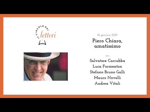 Piero Chiara, amatissimo