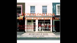 Mumford & Sons - Sigh No More (Free Album Download Link)